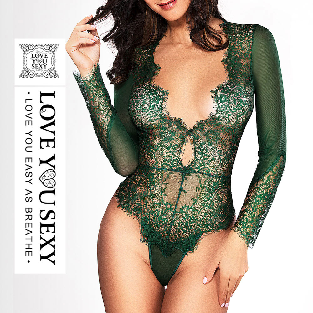 Sexy Sheer Molded Bra Gossard Glossies Emerald Green Lingerie