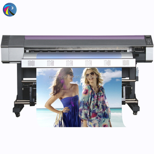Ghana hot sale 3feet indoor outdoor dx6 head inkjet printer offset printing machine mo