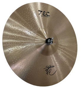 "Hot Sale Tongxiang b8 Cymbals 12""Splash 14"" hihat For Drumset Practice Cymbals"
