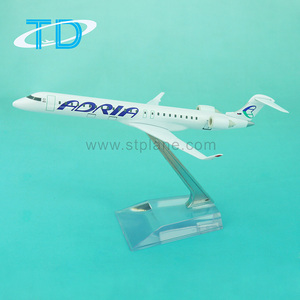 Adria CRJ-200 16cm new model aircraft scaled airplane gift for collection