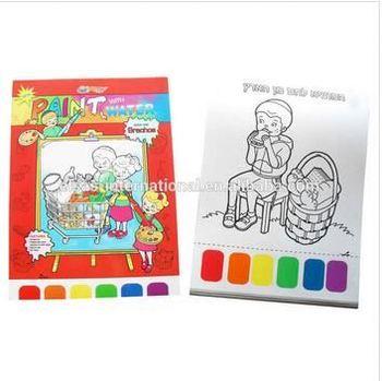 Kids Diy Craft,Children Educational Coloring Painting Book,Children ...
