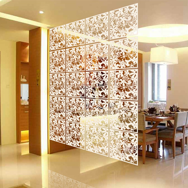 appealing simple living room divider | 4 Pcs/Lot Room divider Hanging Screens Simple Comfortable ...