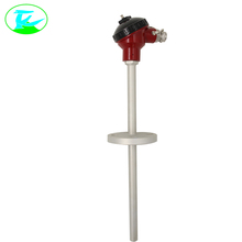 Thermocouple head assembly thermocouple with ceramic protection tube