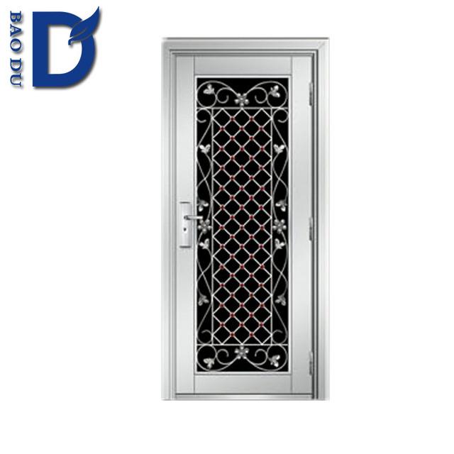 Custom size exterior doors