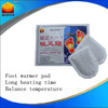 Superior Heat patch for warming foot/Foot warmer pad/Hot foot pack OEM services