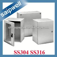 Stainless Steel metal fuse box