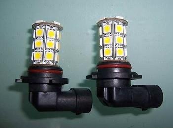 Auto scheinwerferlampe hb3u 9005 881 12v 27 led lampen original