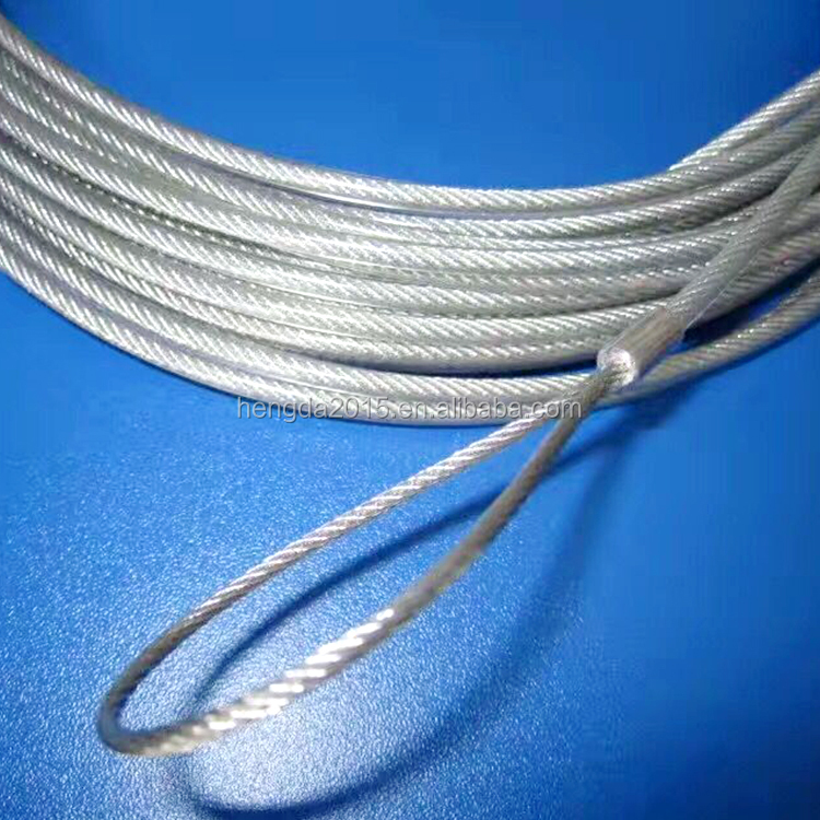 Pvc Coated Galvanized Steel Wire Rope, Pvc Coated Galvanized Steel ...