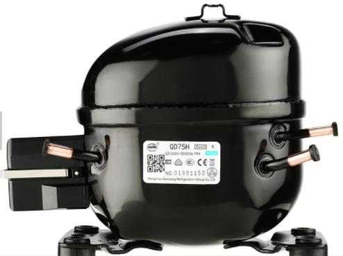 1/4HP compresseur de système de refroidissement par Eau de réfrigérateur mini réfrigérateur compresseur