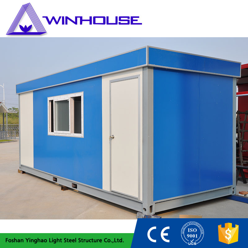 Good For Noise And Heat Sandwich Panel Mobile Office Container House