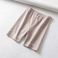 Z84030E fashion european style pure color plain slim women shorts