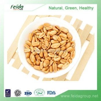 Wholesale HACCP certified blanched roasted salted peanuts fried peanuts for sale