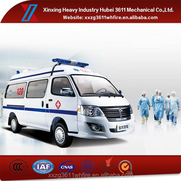Best Quality Emergency Rescue Electric Ambulance Vehicle - Buy ...