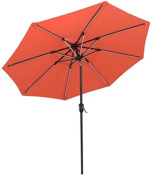 Electric Auto Open Close Garden Umbrella Patio Umbrella