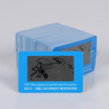 79e2aa5c47fcd Preço Barato Projeto Da Pesca Óculos Polarizados Cartões De Teste A ...