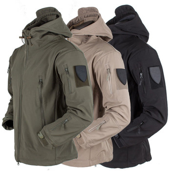 Wholesale Mens Softshell Jacket Military Softshell Jacket Tactical Softshell Jacket