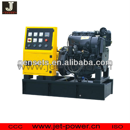 Deutz diesel generator set 30KW air cooled