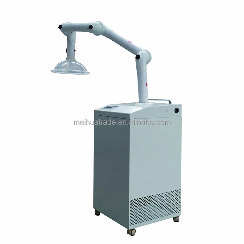 BIOBASE Cina Laboratorio purificatore d'aria portatile di saldatura Mobile di Saldatura Fume Extractor per la vendita