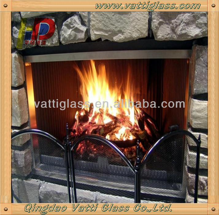 modern fireplace architecture screen tempered two rustic glass sc sided fireplaces