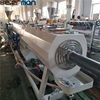 Turkey market popular UPVC PVC pipe production line/90-200mm water pipe making machine agent required