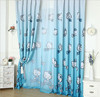 Children style Cartoon design printed curtain fabric for kid's room made in hangzhou