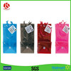 Wine cooler plastic wine bags with strong handle