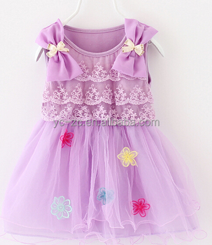New 2016 Children Party Dress Baby Girl Party Dress Children ...