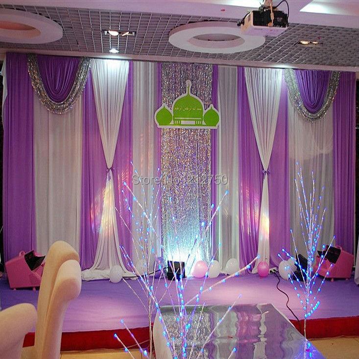 Lavender Background Wedding: Elegant Purple Wedding Background