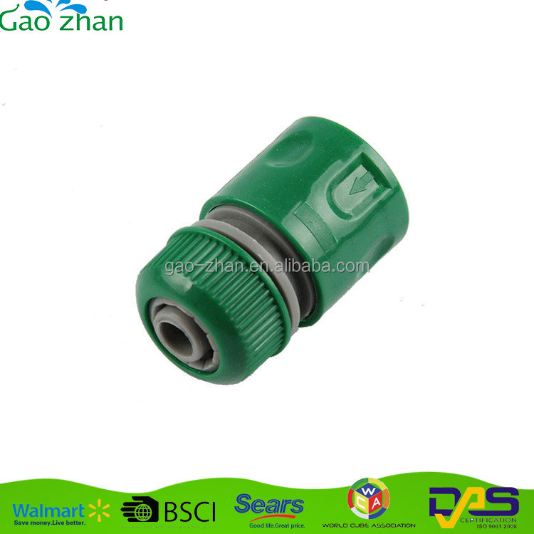 "1/2"" Snap In Quick Coupling For 1/2"" PVC Garden Hose"