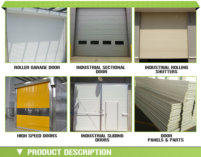 Sectional Garage Doors Product : Security automatic sectional insulated steel garage doors