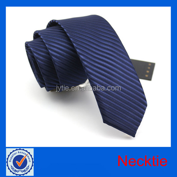 OEM Wool Neckties 5cm square Mens Stripe knitted Neck Ties