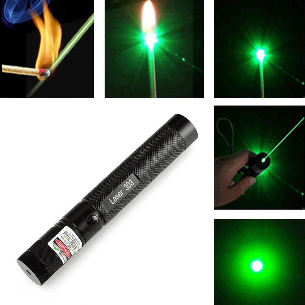 Green Laser Portable 303 10000mw Green Laser Pointer Jd 303 With ...