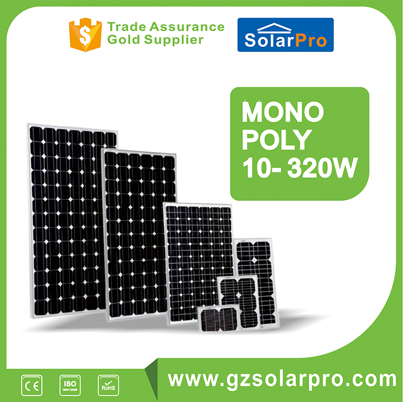 100w back contact solar cells ,100w back sheet for solar panel, 100w battery