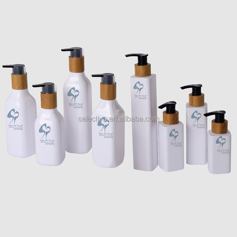 Unique Shape Decorative Large Size Shampoo Bottle Holder With Bamboo Lids Wooden Pump Buy Empty Shampoo Pump Bottles Decorative Shampoo Pump