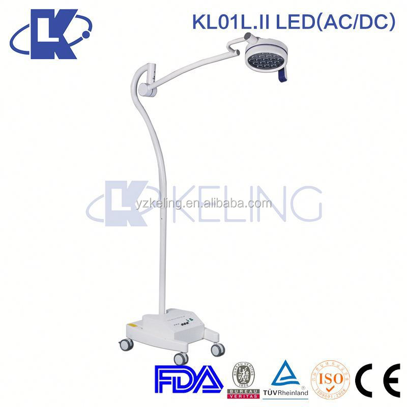 cheap and selling led operating lamps clip table plastic surgery led examination lamp medical supplies for operating lamp