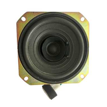 Diameter 100mm sound system rectangle car speakers audio coaxial speakers car