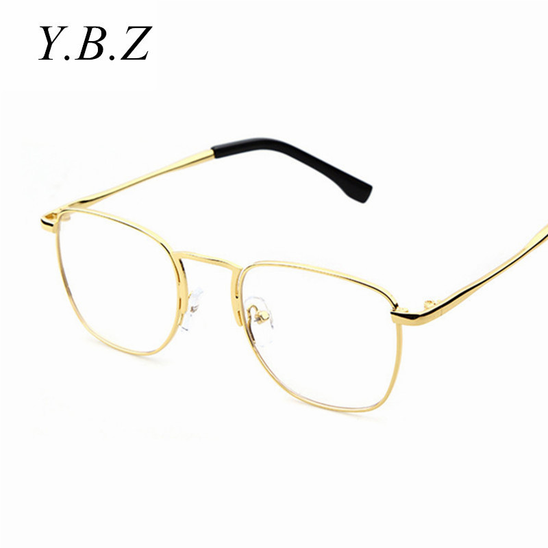 18c45140ee9f 2016 new men woman glasses men39s optical frames clear lens eyeware square