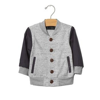 01e4dc808 Custom 100% Cotton Baby Boy Clothes/Kids Bomber Fleece Jackets/Baby Toddler  Clothing