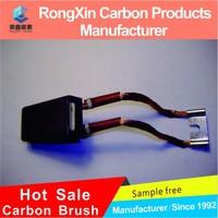 OEM Customize Carbon Brush For Electric Motor Circular Saw Power