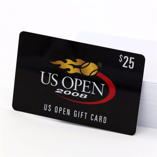 Customized Plastic PVC Gift Card