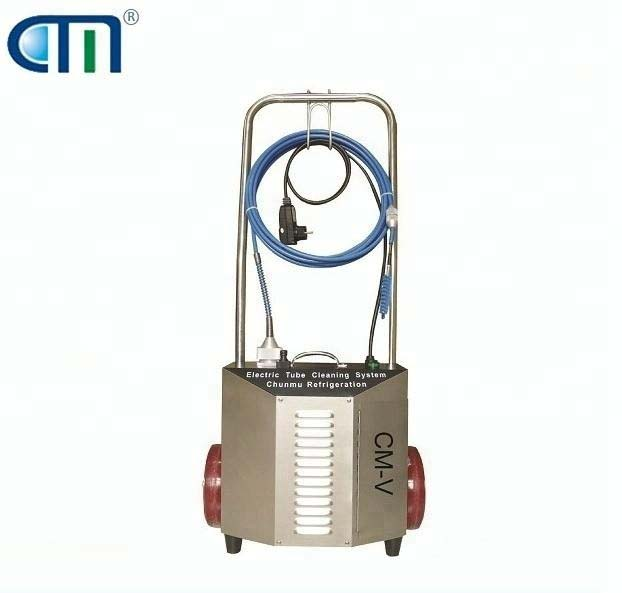 Airconditioning buis reinigingsmachine flexibele as cleaner machine CM-V