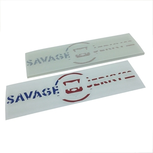self-adheisve motor body sticker,waterproof custom motor sticker