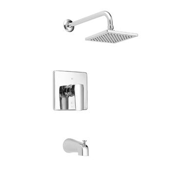 Upc Bathroom Shower Faucet Concealed Shower Set Bath Tub Faucets ...