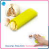 2017 new design factory wholesale FDA standard 100% silicone garlic peeler for sale