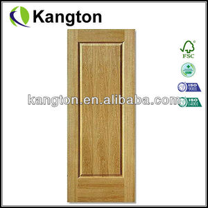 HDF molded door all natural face products
