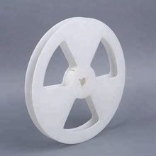 8 ''Carrier Tape Plastic Reel/15'' Lege <span class=keywords><strong>Spool</strong></span> Voor Elektrische Component/Top SMD Reel
