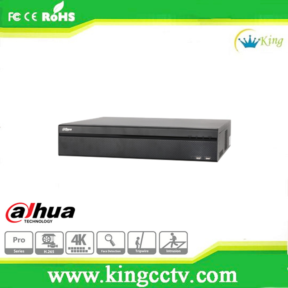 Dahua/alhua NVR5816/5832/5864-4KS2 8 HDD 32ch Security Camera System Network DVR H 264 Dahua 4K NVR
