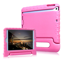 Low price kids proof children safe protective eva foam shockproof case cover for iPad mini 1 2 3 tablet