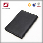 Leather Wallet Design Wallet Leather Passport Wallet Case RFID Blocking Card Holder