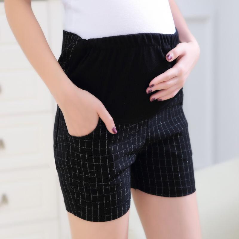 Оптовая продажа горячая распродажа новое поступление мода стиль хороший мать клетчатые брюки помощи живота хорошие симпатичные леггинсы одежды шо